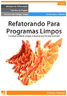 Capa do livro Refatorando Para Programas Limpos